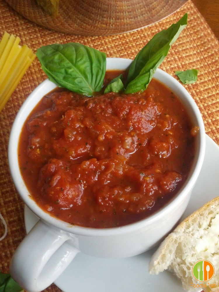 Basic Italian Red Sauce