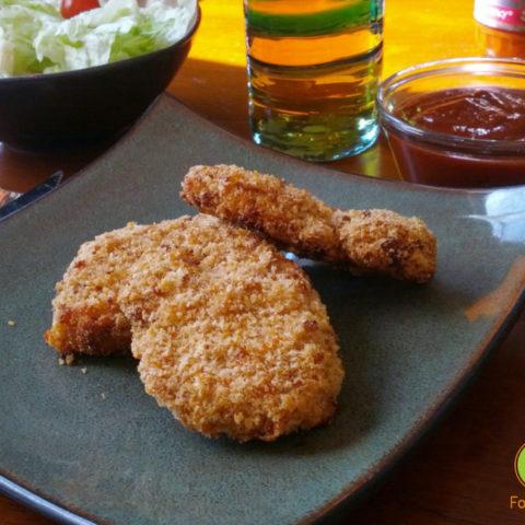 Homemade Panko Crispy Chicken