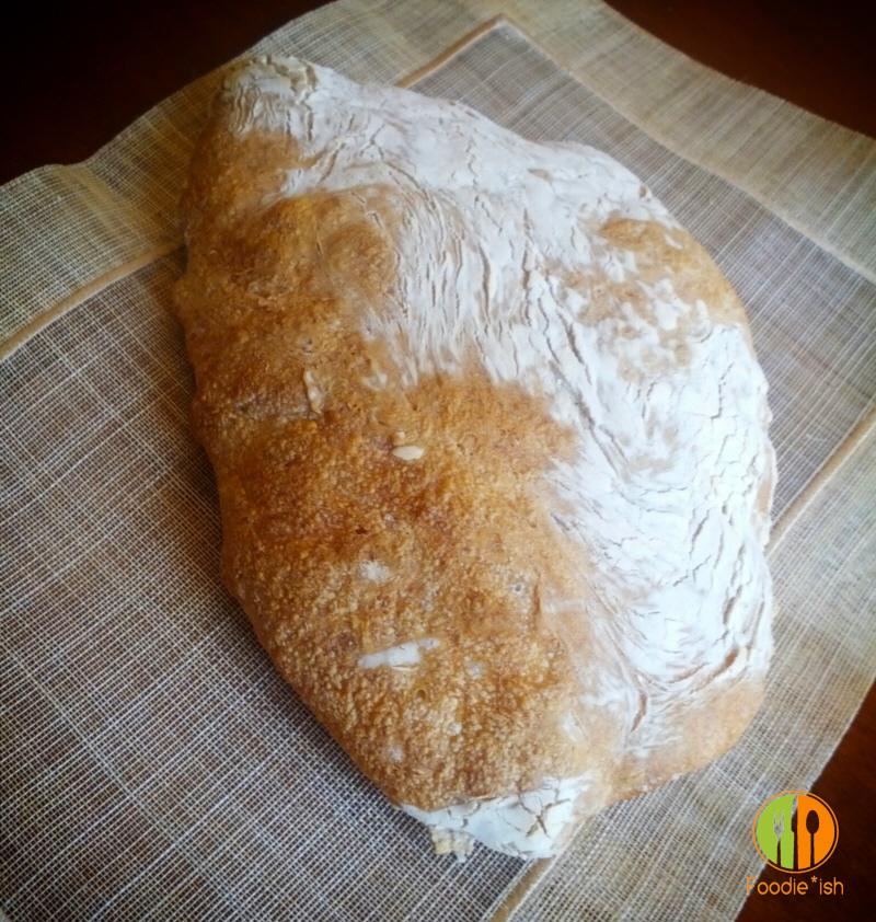 No fail ciabatta bread