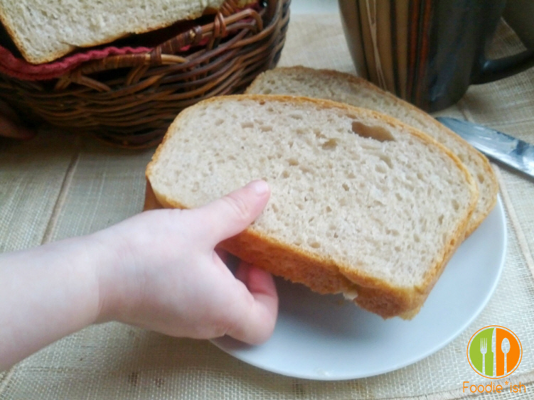 Kid-friendly wheat bread anyone can make at home!