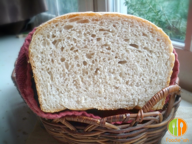 Super easy homemade wheat bread recipe