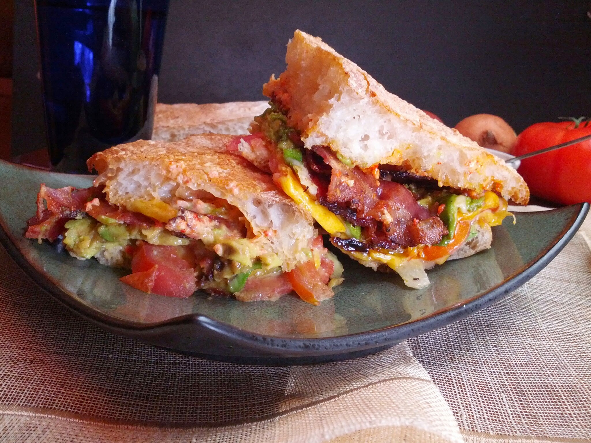 The sandwich to end all sandwiches… literally
