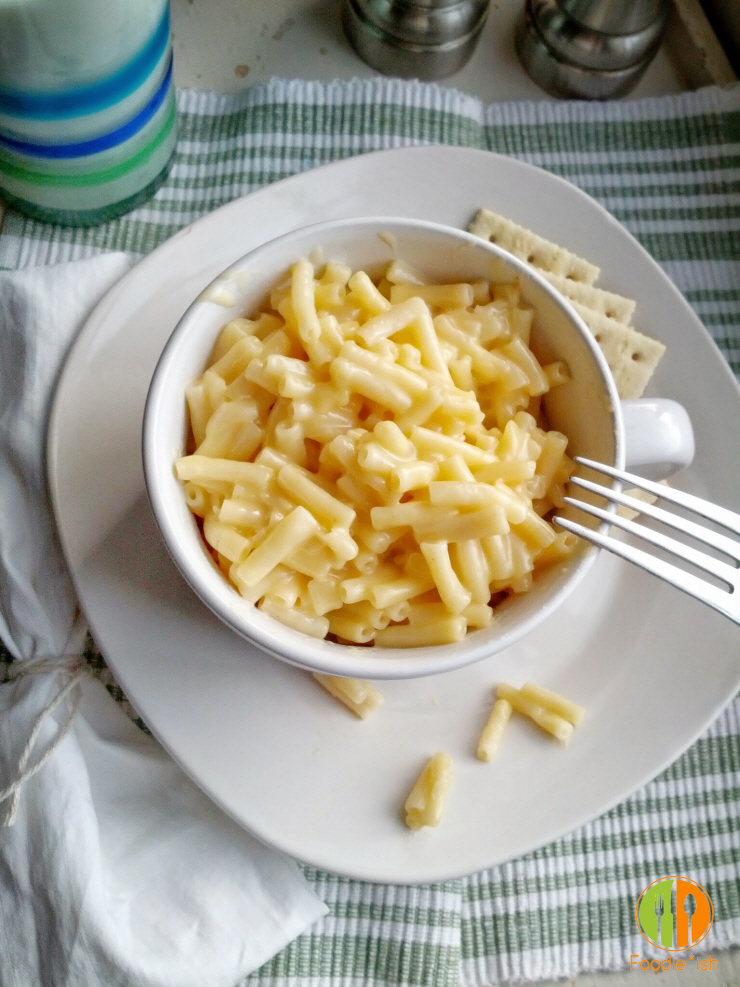 The best stove-top mac and cheese you will ever have! Uses only real cheddar cheese and is done in 10 minutes!