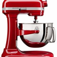 Kitchenaid Professional 600 Stand Mixer 6 quart, Empire Red